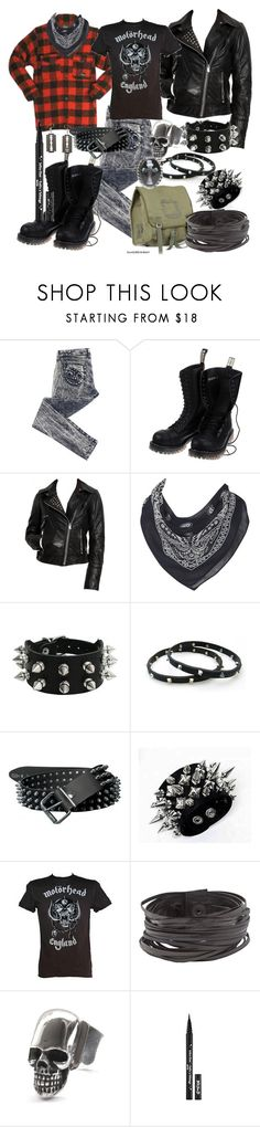 """Today in a hated school..."" by mademoisellevampire ❤ liked on Polyvore featuring Siwy, Vegetarian Shoes, Oasis, Luis Morais, AMPLIFIED, Natalia Brilli, Kat Von D and Metropark"