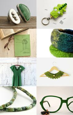 walking on green fiels by MUSA on Etsy--Pinned with TreasuryPin.com
