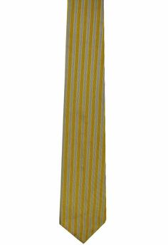 Richard James Bergdorf Goodman Mens Stripe Silk Dress Neck Necktie Tie 58in #RichardJames #Tie
