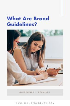 What are brand guidelines? We'll show you examples! We offer 2 kinds: a visual brand identity guideline and a brand communication strategy & guideline. We're a creative agency catering to your marketing and branding needs. ➡️ Reach out to us and we can chat! Successful Online Businesses, Career Coach, Brand Guidelines, Starting A Business, Business Tips, Coaching, Brand Identity, Branding, Schedule