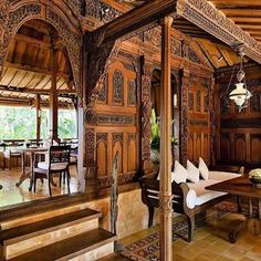 Como Shambhala Estate Bali #baliinterior #comoshambhala #carvedwood #indonesianheritage - Architecture and Home Decor - Bedroom - Bathroom - Kitchen And Living Room Interior Design Decorating Ideas - #architecture #design #interiordesign #homedesign #architect #architectural #homedecor #realestate #contemporaryart #inspiration #creative #decor #decoration