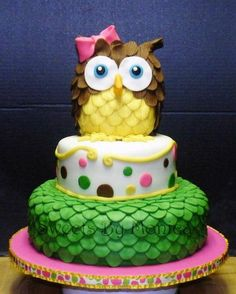 bolo-decorado-coruja