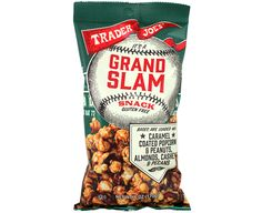 It's a Grand Slam Snack
