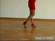 ▶ How to Dance the Rumba : Rock Step Rumba Dancing - YouTube