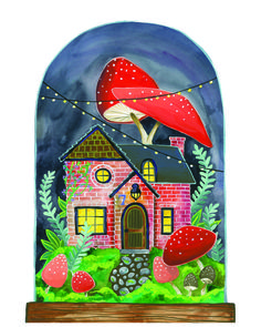 Home for a Gnome   Acorn Atelier   Jessica MacDonald