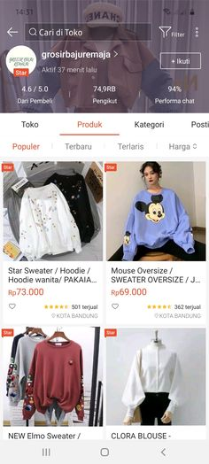 Shopping Websites, Online Shopping Stores, Online Shop Baju, Best Online Clothing Stores, Casual Hijab Outfit, Aesthetic Clothes, Korean Fashion, Shops, Ootd