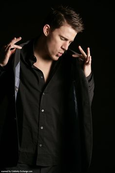 Channing Tatum *sigh* The man is just GORGEOUS!!!!!