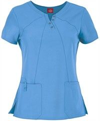 Uniformes médicos Dickies y uniformes de enfermería en Uniform Advantage Scrubs Outfit, Scrubs Uniform, Nurse Scrubs, Beauty Uniforms, Costume, Scrub Tops, Female, Mens Tops, How To Wear