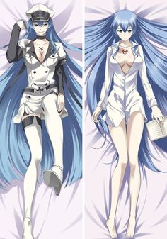 Camplayco Akame ga KILL! Esdese Logo Pillow Cases Cosplay *** Continue to the…