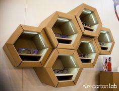 Ideas de escaparates DIY