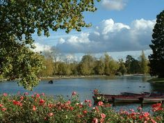 SIGHTS. Bois De Vincennes. Today, the Bois de Vincennes offers miles of trails for walking, biking, or horse back riding, as well as a Parc Floral, a zoo, an arboretum, a teaching farm, and a Buddhist Temple.