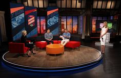 Fox Sports Australia Studio A Set Design Gallery