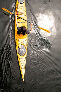 Beginner kayakers: Here's our 3 tips to get you started.