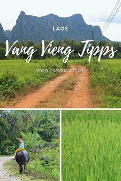 Was gibt es in Vang Vieng zu entdecken? Alle Highlights in & um Vang Vieng für euch aufbereitet ✓ Unsere Tipps im Reisebericht ✓ Jetzt zu ✈ Travelcats