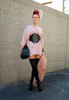 The wardrobe of Ms. B: Kioto on my mind