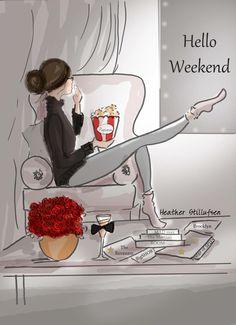 Hello weekend www.rubylane.com @rubylanecom