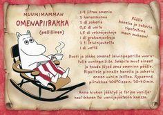 Muumimamman omenapiirakka | Flickr - Photo Sharing!