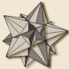 Significato dei Solidi Platonici - Grande Icosaedro