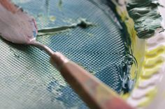 Denim Wounds // Artist Charlie Albright // by MomentsByCharlie