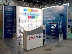 CMA-CGM Cma Cgm, Conception, Europe, Design, Shopping