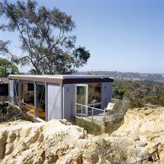 Artist Bridge Studio / Safdie Rabines Architects
