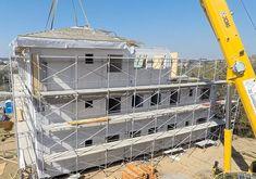 Prédio sustentável é construído em 8 dias em cidade do Paraná