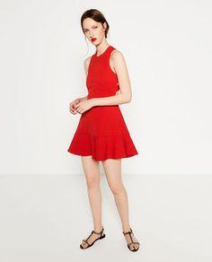 Image 2 of SKATER DRESS from Zara