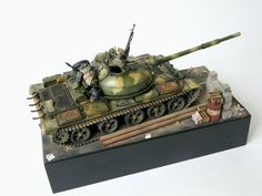 by Kamil Knapik Military Armor, Model Hobbies, Armored Fighting Vehicle, Military Diorama, Armored Vehicles, Diecast Models, Usmc, Scale Models, Military Vehicles