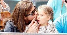 Twitter / Sofia__RF: Mirka kissing her baby: so ...