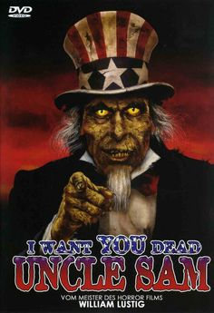 Uncle Sam: I Want You Dead (1996) | 19 Awful(ly Funny) Horror Movie Titles