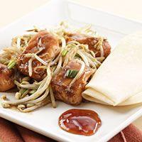 Black Bean-Salmon Stir-Fry-Fish Recipes-Chinese Recipes - Delish.ca
