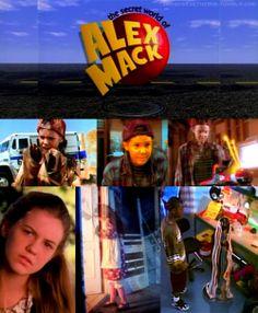 The Secret World of Alex Mack   1994-1998