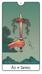 Ace Of Swords, Tower, Blog, Lathe