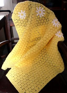 Daisy Baby-ghan - Free Pattern