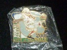 Rose Parade City Of Glendale Baseball Player 2001 Pin