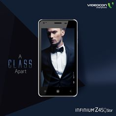 Get ready to be amazed by the #Videocon Infinium Z45QStar, a smartphone packed with features that will blow your mind away! To get more details, visit us at - http://www.videoconmobiles.com/z45q-star