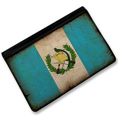 RFID Passport Holder Guatemala Flag with a vintage look Cover Case  Wallet  * Check this awesome product by going to the link at the image. Note:It is Affiliate Link to Amazon.