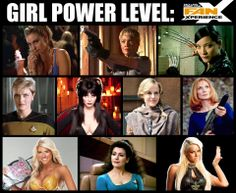 The real meaning of Girl Power! Meet these amazing women at #FanX on April 17-19. Information and tickets can be found at: SLComicCon.com *PIN to enter to win a #FanX multi-day pass*