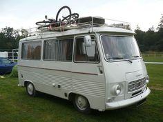 J7 Peugeot, Cool Campers, Vintage Vans, Van Camping, Vw Bus, Old Trucks, Camper Van, Van Life, Motorhome