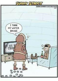 Humor & pregnancy