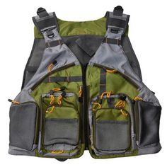 59.85$  Buy now - http://alic1s.worldwells.pw/go.php?t=32671532135 - Multifunction Pockets Fishing Backpack Vest Outdoor Mesh Breathable Fly Fishing Vest One Color Sports Style pesca Waistcoat