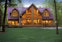 75 Best Log Cabin Homes Plans Design Ideas. Search for your dream log home floor plan with hundreds of free house plans right at your fingertips. Looking for a small log cabin floor plan? Log Cabin Floor Plans, Log Home Plans, House Floor Plans, Barn Plans, Garage Plans, Luxury Log Cabins, Log Cabin Homes, Timber Frame Homes, Timber House