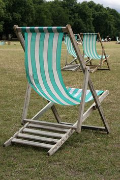 M&s deck chairs Deck Chairs, Outdoor Chairs, Outdoor Furniture, Outdoor Decor, The Iron Lady, Castles In England, Hyde Park, Deck Design, Humble Abode