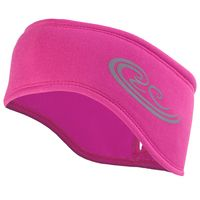 Hyper Reflect Power Ponytail Headband - berry by TrailHeads