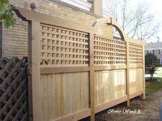 Cheap diy privacy fence ideas (30)