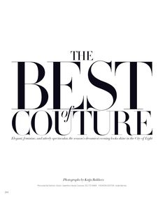 The Best of Couture: #SuiHe by #KatjaRahlwes for #HarpersBazaarUS May 2013