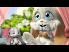 Snuggelina - Kiss Me, Hold Me, Love Me (English) - Rabbit Videos I Love My Hubby, My Love, Rabbit Gif, Bunny Party, Kids Videos, Easter Videos, All About Music, Song Playlist, Cute Gif