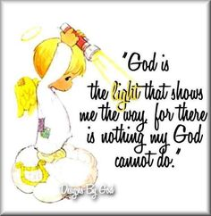 God is the light that shows me the way   https://www.facebook.com/photo.php?fbid=10151698057053091