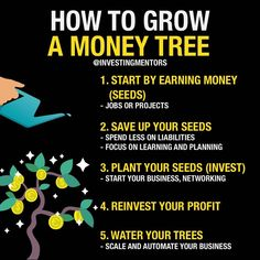 Money management 807692514404183721 - Double tap if you want a money tree / I help local busin – Chatbot – The Chatbot Device which help to provide customer service in – Double tap if you want a money tree Source by AI_Bot Business Coach, New Business Ideas, Business Money, Business Tips, Business Planning, Successful Business, Financial Literacy, Financial Tips, Investment Tips