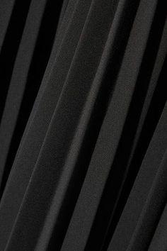 Alice Olivia - Ilana Off-the-shoulder Stretch-jersey And Chiffon Dress - Black - US12